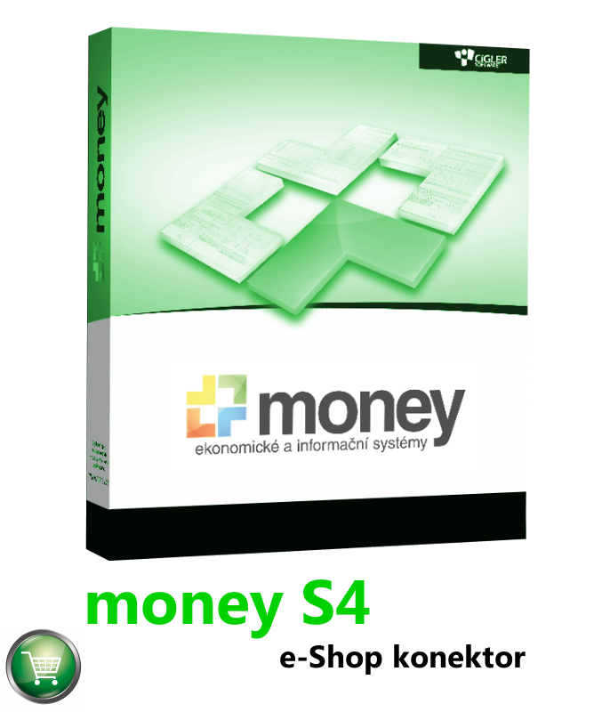 Money S4 a Money S5 - e-shop konektor