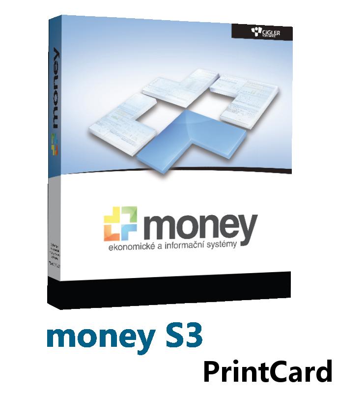 PrintCard pro Money S3