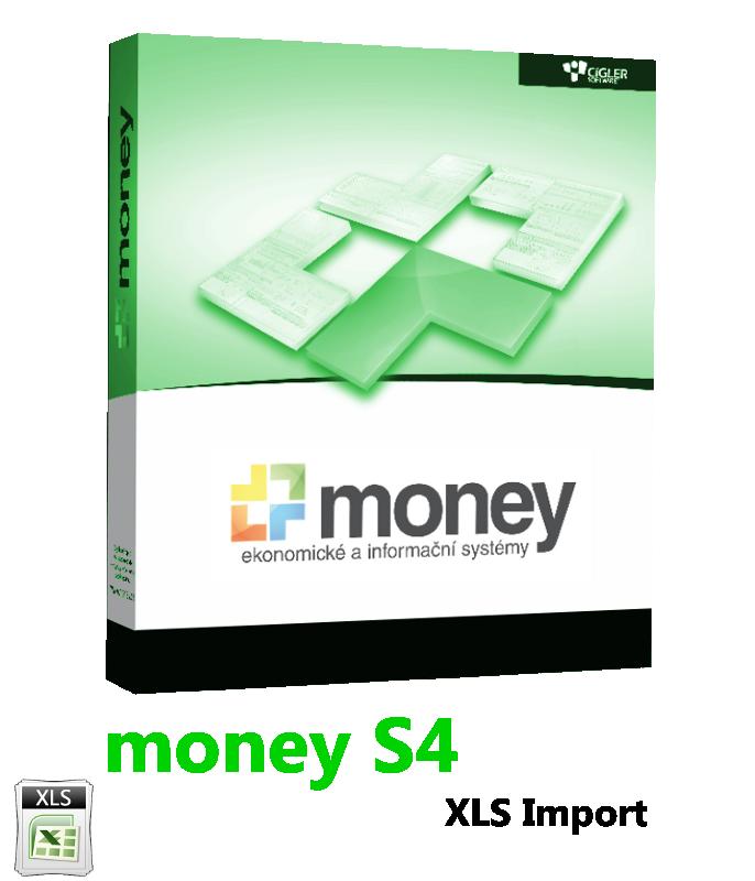 XLS Import pro Money S4