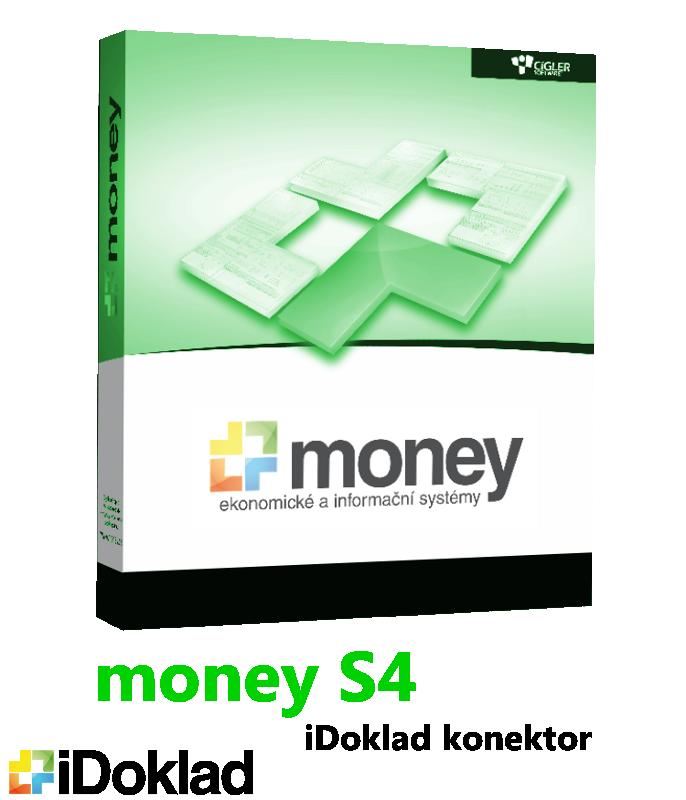 iDoklad konektor pro Money S4