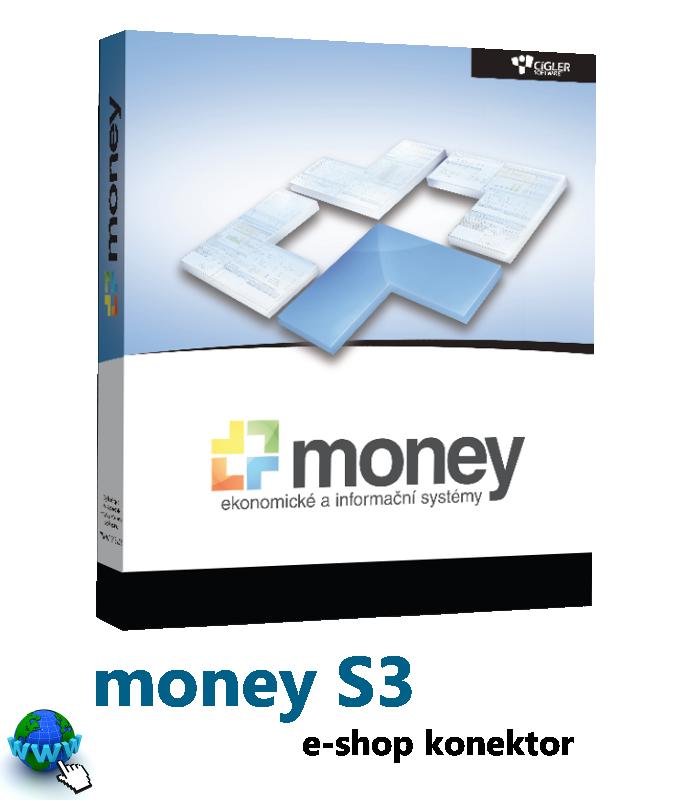 Money S3 - e-Shop konektor