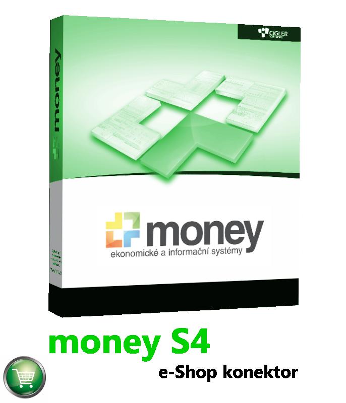 Money S4 - eShop konektor