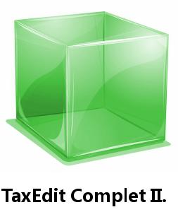 TaxEdit Complet II.