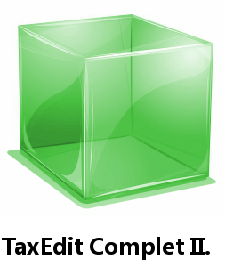 TaxEdit Complet II. pro registrované uživatele